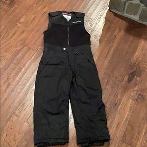 Boys Weatherproof Brand Snow Bib/Pants Size 6